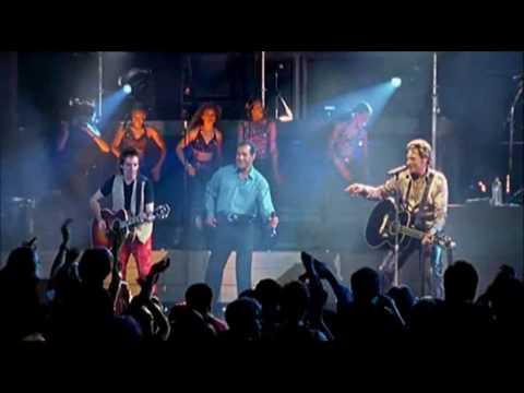 johnny hallyday - toute la musique que j' aime (olympia 2000)