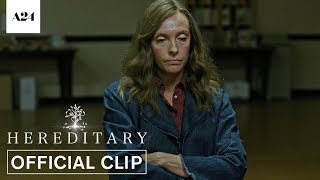 Hereditary | Stress | Official Clip HD | A24