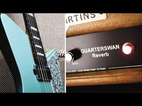 Wildtone l Val Martins Quarterswan Reverb, Music Man Mariposa, Marshall 2061x