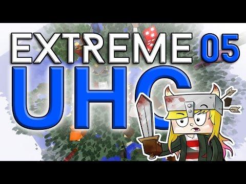 EXTREME UHC | AMAZING LAVA TRAP! | Episode...