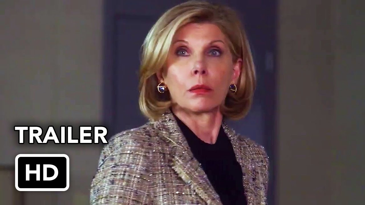 Download The Good Fight Season 5 Trailer (HD) Paramount+ series