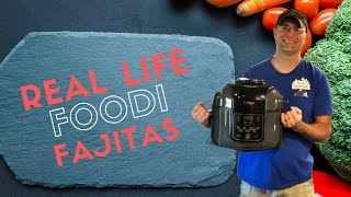Chicken Fajitas | Real Life Foodi