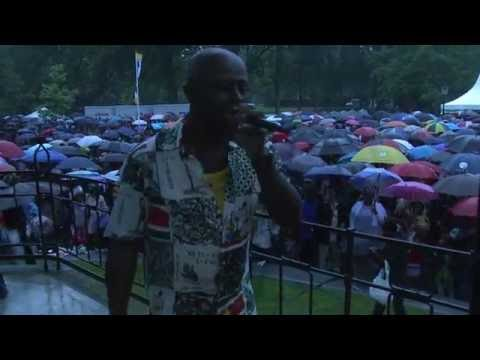 STIMOFO WINTI GROPU OOSTENPARK AMSTERDAM VIDEO 1 ( LIVE INTRO )