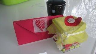 cadeaux saint valentin à faire soi même