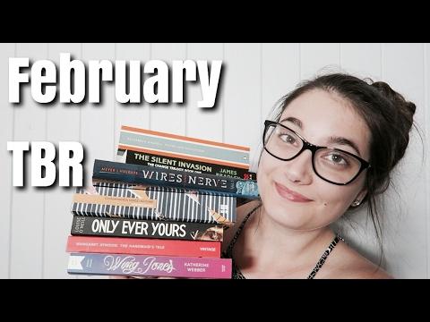 TBR   FEBRUARY 2017 (Black History Month & #FeministLitFeb)