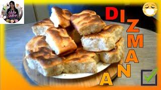 (Ekmek) Dızmana Tarifi Nasıl yapılır ? Sibelin mutfağı ile yemek tarifleri