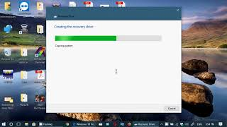 Windows Tips and tricks Creating a Recovery drive in case of problems