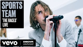 Sports Team The Races Live Vevo DSCVR Artists to Watch 2020.mp3