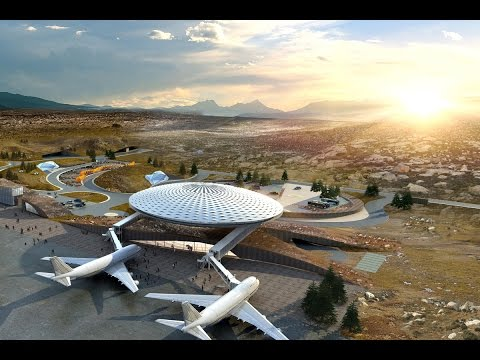 10 highest airports in the world