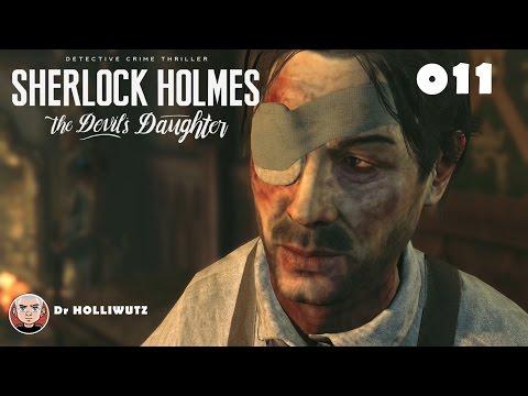 Sherlock Holmes #011 - Einbruch in Marleys Büro [XBO][HD]   Let's Play The Devil's Daughter
