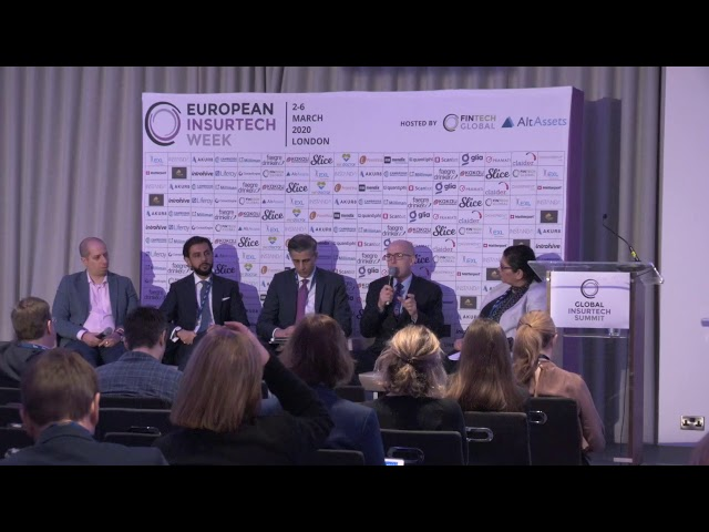 Global InsurTech Summit 2020: AI Powering Insurance