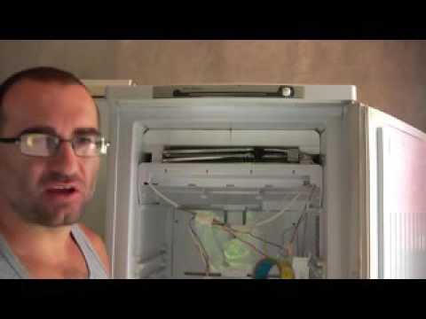 Холодильник INDESIT -No Frost  Морозильная камера. Не охлаждает