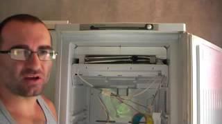 Холодильник INDESIT -No Frost  Морозильная камера. Не охлаждает(Холодильник INDESIT -No Frost Морозильная камера. Не охлаждает., 2016-08-28T18:45:58.000Z)