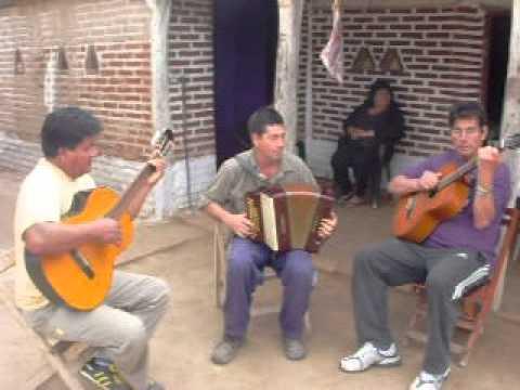"""Mario Sequeira y sus Hermanos """"tocando este Lindo Chamame"""""""