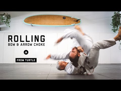 Rolling Bow and Arrow - Turtle Position