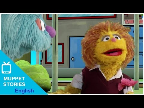 Takalani Sesame: Comfort Muppet Stories