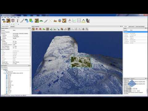 Carlson Precision 3D Topo 2017 | Bring Design, Survey and GIS data together
