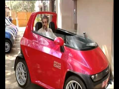 reva electric cars