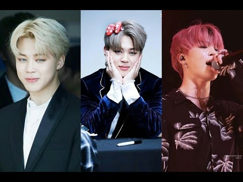 Park Jimin Hairstyle Evolution 2018 - Kpop BTS