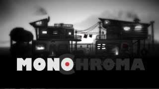 Monochroma game. Action music