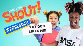 KIDS CHURCH ONLINE - SHOUT PART 1 - WEDNESDAY NIGHT   James River Kids