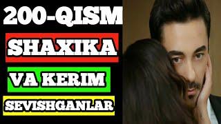 Qora Niyat 200 qism uzbek tilida turk film кора ният 200 кисм