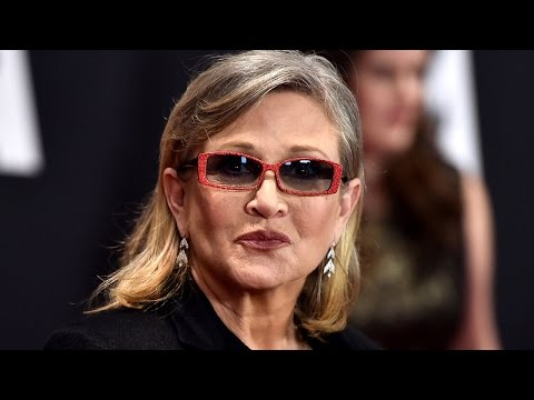 Carrie Fisher Had Cocaine In Her System When She Died: Coroner