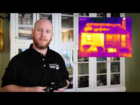 Energy Lending Library - Using a Thermal Camera