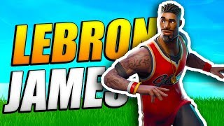 *NEW* SKINS IN FORTNITE | LeBron James Skin? | New Pickaxes, Backblings, Gliders, and Skins
