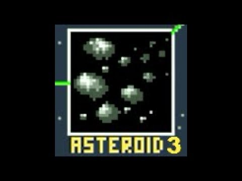 Star Fox [SNES]. Route/Level 3: Asteroid Belt 3