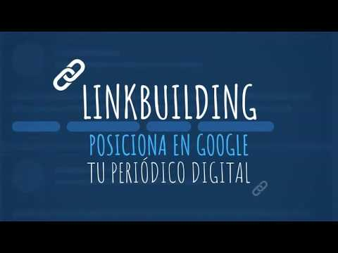 Link Building: Posiciona en Google tu periódico digital