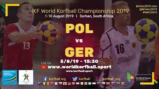 IKF WKC 2019 POL-GER