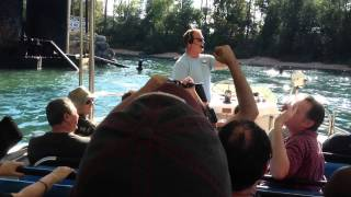 JAWS! The Final Voyage: Original Skippers Say Goodbye at Universal Studios Florida