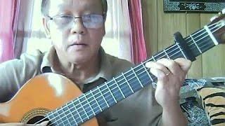 Gọi Tên Bốn Mùa (Trịnh Công Sơn) - Guitar Cover by Hoàng Bảo Tuấn