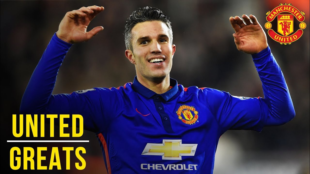 cheap for discount 15b14 18849 Robin van Persie | Manchester United Greats