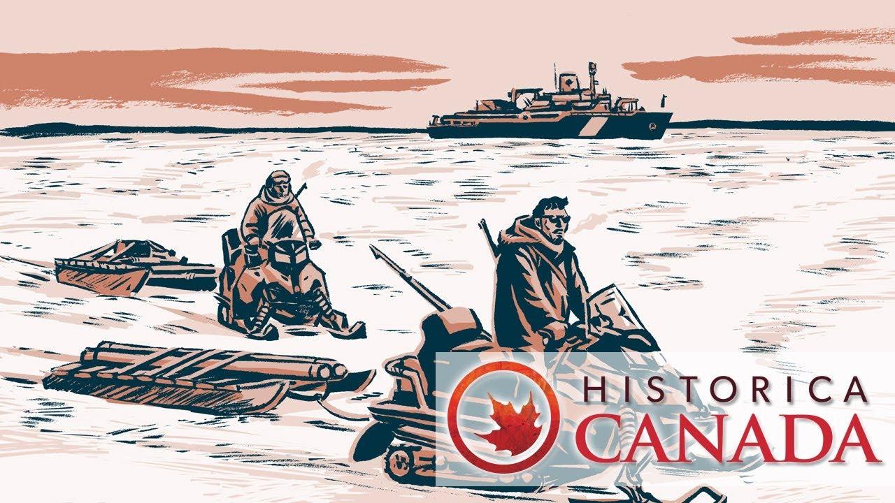 La semaine de l'histoire du canada 2018 : Joey Angnatok