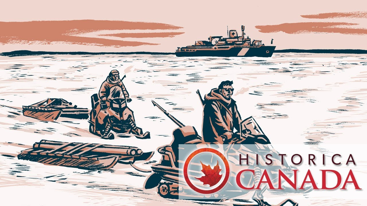 Canada History Week 2018: Joey Angnatok