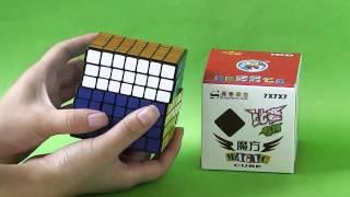 shengshou 7x7 speed cube 7 5cm review eachbyte com