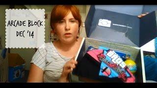 UNBOXING | Arcade Block December 2014 Thumbnail