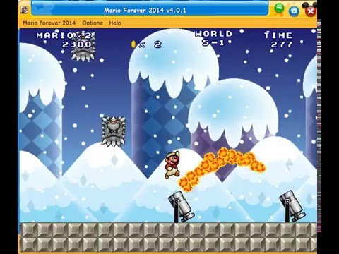 [Failed] Mario Forever 2014 V4.0.1 By Mario2233 World 5