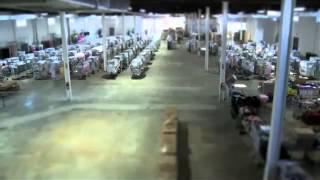 American Apparel Warehouse sale