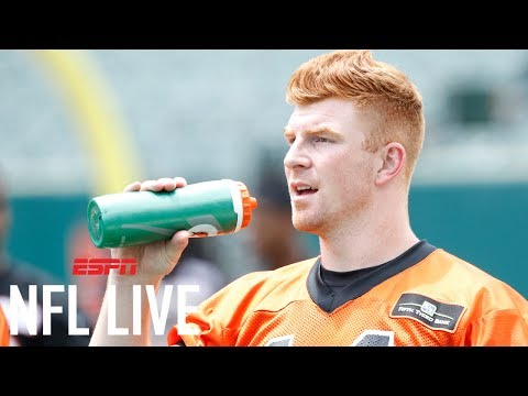 Will Bengals Expect More From Andy Dalton In 2017 NFL Season? | NFL Live | ESPN