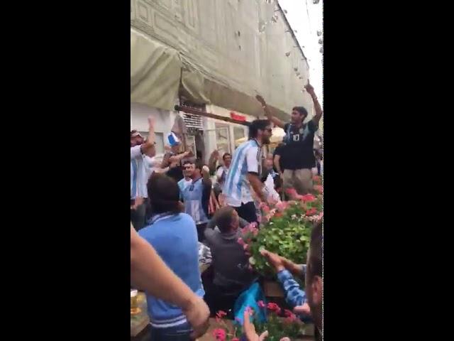 La Que Tiene A Messi Y A Maradona La Canción Hit Argentina En Rusia Mundo D
