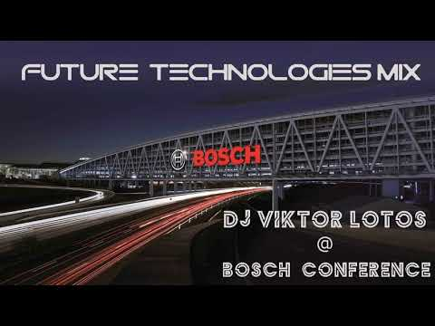 Future Technologies Mix @ Bosch Conference 2017