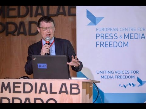 III. ECPMF's #NEWSOCRACY conference on media ownership in Europe, Madrid, 30 January 2018
