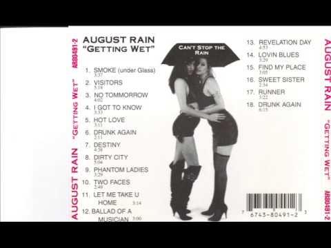 August Rain Getting Wet Full Album