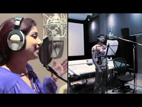 Jiila - Kandangi Kandangi Making   Vijay   Shreya Ghosal   I