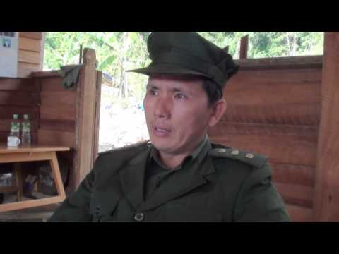Seng Ja Bum zau doi interview pha kant (KIA Battalion Commanderzau) DVD Quality