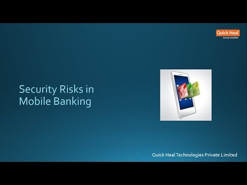 Security Risks in Mobile Banking