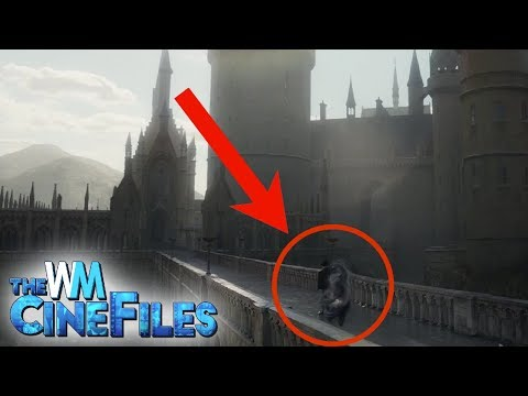 Fantastic Beasts Trailer Breakdown: Do Fans HATE it?  The CineFiles Ep. 63
